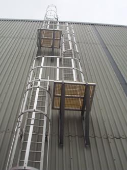 Vertical Stairway